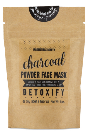 Face Mask Irresistible Beauty Co. Charcoal
