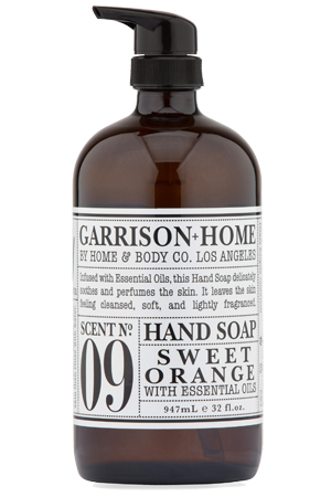 Hand Soap Garrison Home Sweet Orange