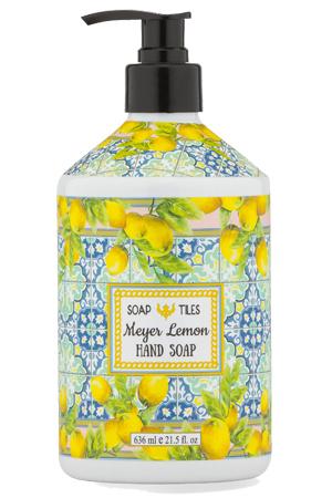 Hand Soap Soap Tile Meyer Lemon